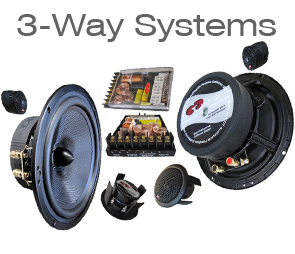 MX-Designs 3-Way Systems